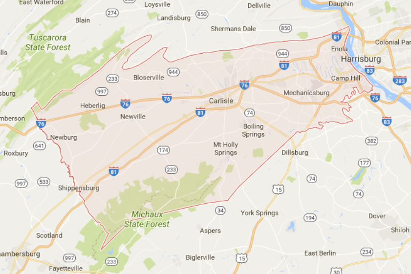 Cumberland County Online Records