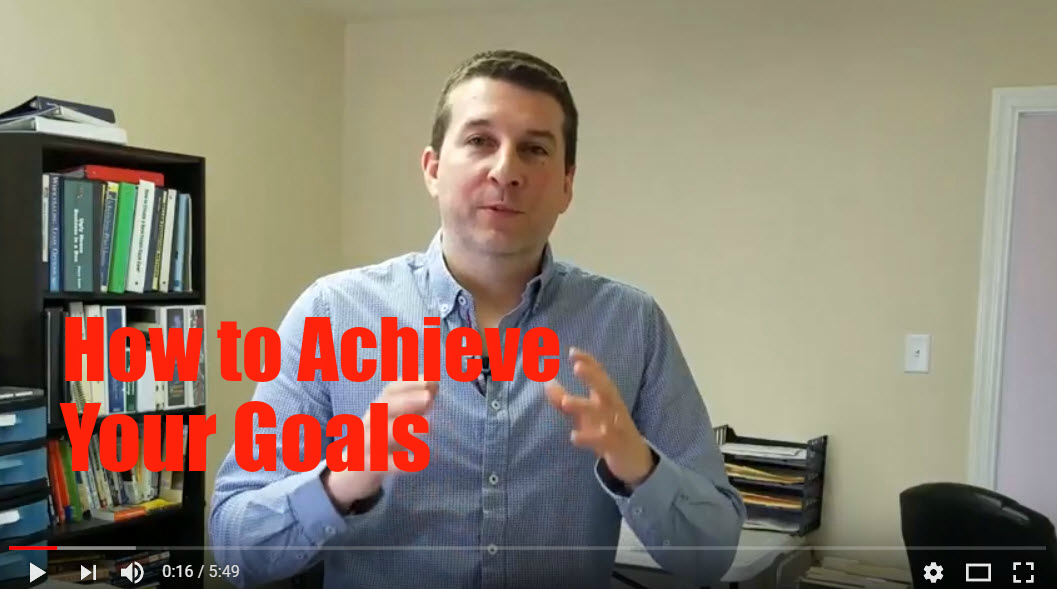 How to Achieve Your Goals – 3 Tips to Accomplishing Your Dreams